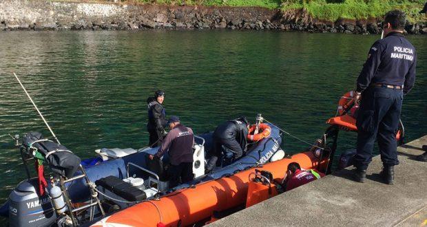 Quinto dia consecutivo de buscas sem sucesso – amanhã Autoridade Marítima e populares prosseguem com as buscas para encontrar jovem desaparecido (c/áudio)