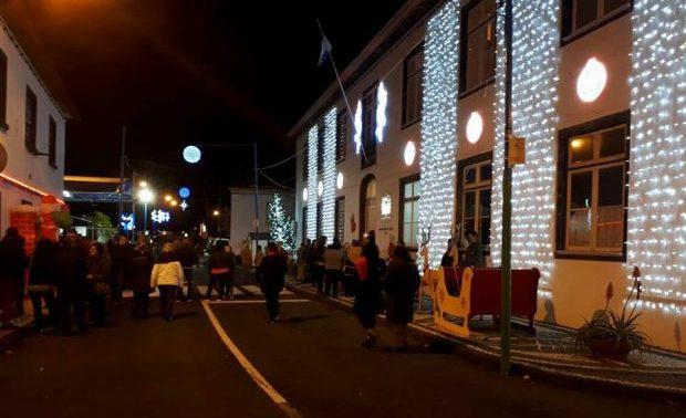 """Evento """"Natal na Vila da Calheta"""" foi um sucesso e agradou aos comerciantes (c/áudio)"""