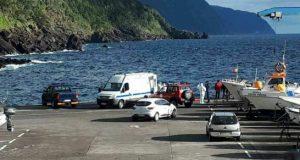 Encontrado corpo junto à Fajã de São João – ao que tudo indica será do jovem desaparecido no mar em São Jorge desde segunda-feira (em atualização)