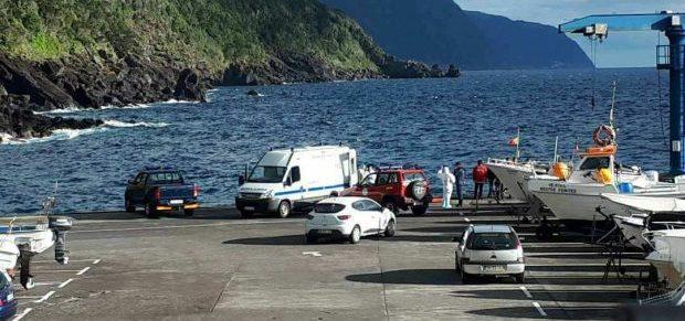Encontrado corpo do jovem desaparecido no mar – corpo foi recolhido na Ponta dos Monteiros, na costa sul de São Jorge (c/áudio)