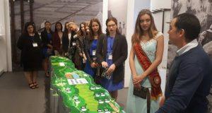 É eleita hoje, na ilha de São Jorge, a Miss Portuguesa Açores – A RL Açores esteve à conversa com a organização do evento e com a Miss Portuguesa 2017 (c/áudio)