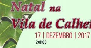 """Evento """"Natal na Vila da Calheta"""" realiza-se no próximo domingo, 17 de dezembro"""
