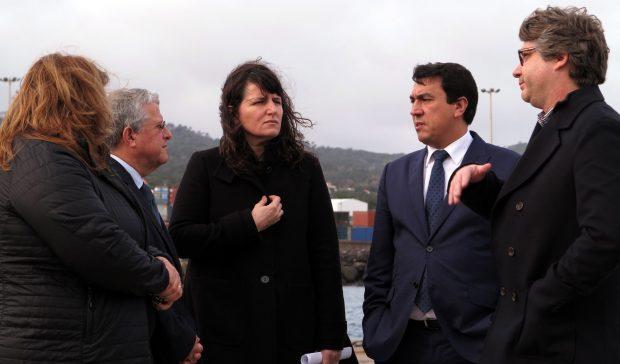 Terminal de Passageiros de São Roque do Pico avança quando houver condições para optar pela melhor solução, assegura Ana Cunha