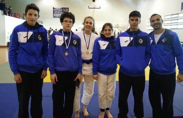 Campeonato Regional de Cadetes e Juniores 2018 – Mónica Amaral é Campeã e Oceano Faria 3º Classificado