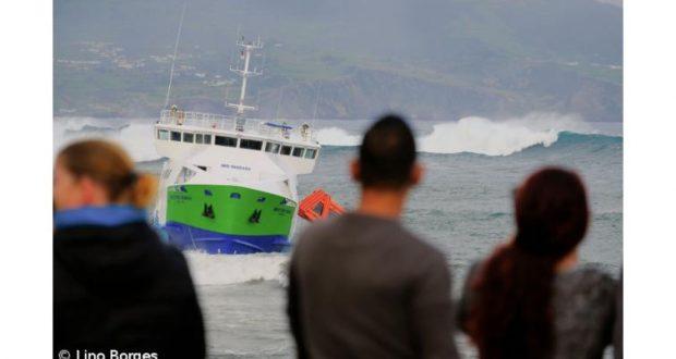 """Ana Cunha enaltece atuação dos intervenientes na evacuação dos passageiros do navio """"Mestre Simão"""""""