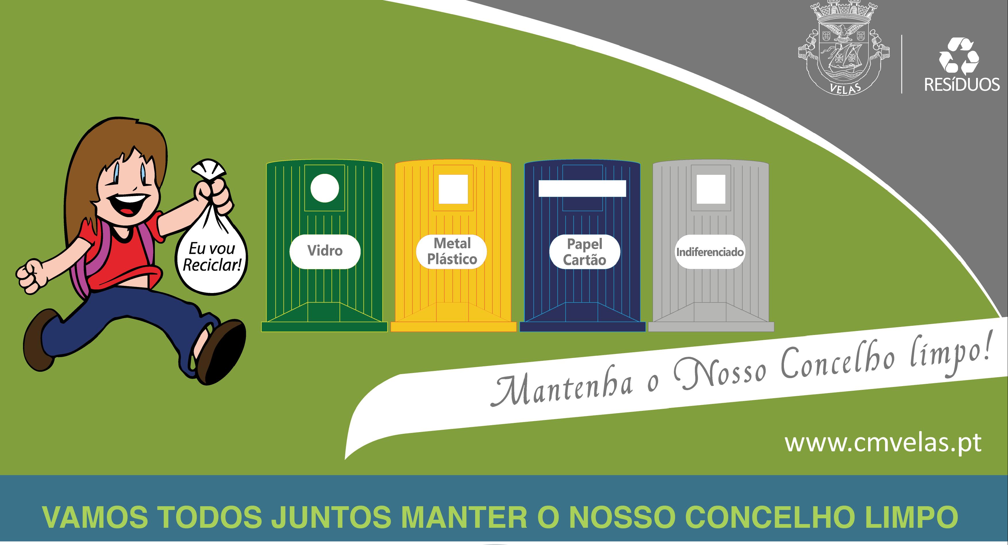 Câmara Municipal das Velas já está a fazer reajustamentos na recolha seletiva de resíduos (c/áudio)