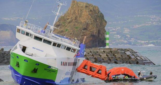 Relatório do Gabinete de Investigação de Acidentes Marítimos conclui que Mestre Simão não tinha condições para atracar no Porto da Madalena em segurança