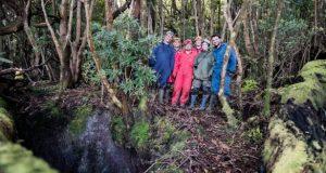 """Associação Os Montanheiros organiza expedição espeleológica às ilhas de São Jorge, Pico e Faial intitulada """"Espeleo-Triângulo 2018″"""