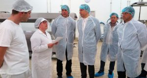 Apoiar projetos de modernização das cooperativas é fundamental para assegurar o futuro do setor leiteiro, afirma João Ponte