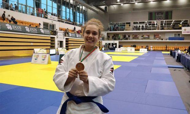 Mónica Amaral conquista o bronze no Campeonato Nacional de Juniores 2018