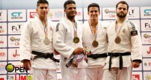Open Panamericano Lima 2018: Judoca Tiago Rodrigues conquista o Bronze e apura-se para o Campeonato da Europa 2018 e Lorrayna Costa alcança o 5º lugar