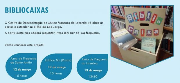 Museu Francisco Lacerda apresenta projeto Bibliocaixas
