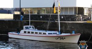 Paulo Matos é o novo presidente do Clube Naval das Velas e tem como compromisso a reativação do património baleeiro (c/áudio)