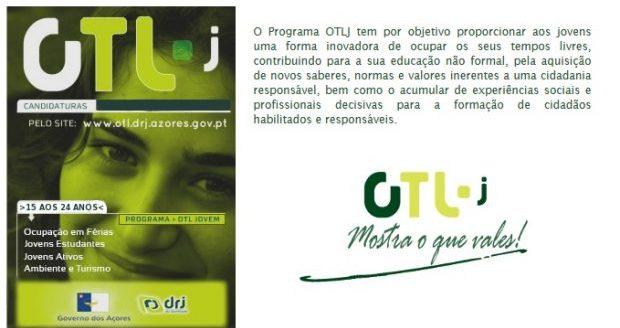 Governo dos Açores apresenta OTL-J 2018 com várias inovações