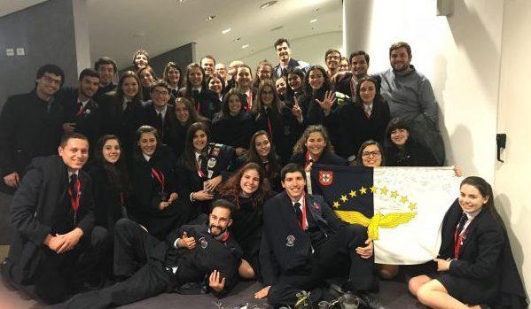 Tuna Académica da Universidade dos Açores vence Festival de Tunas Mistas em Vila Real