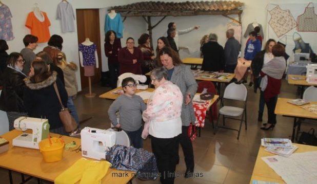 Ainda há quem se interesse pela arte de costurar – Município da Calheta promoveu formação na área durante dois meses (c/áudio)