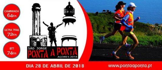 """Mais de 60 atletas participam este sábado no """"São Jorge de Ponta a Ponta"""" nas modalidades de Caminhada, Trail e BTT (c/áudio)"""