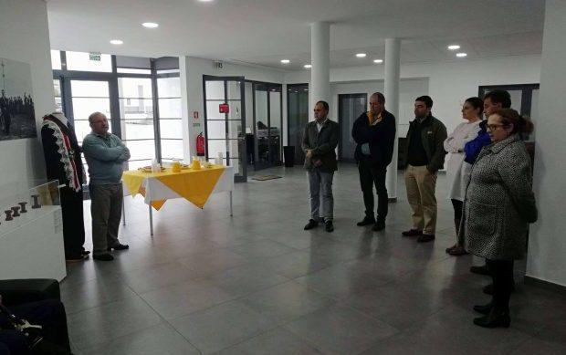 Posto Médico na freguesia dos Rosais reabriu à população esta quinta-feira (c/áudio)