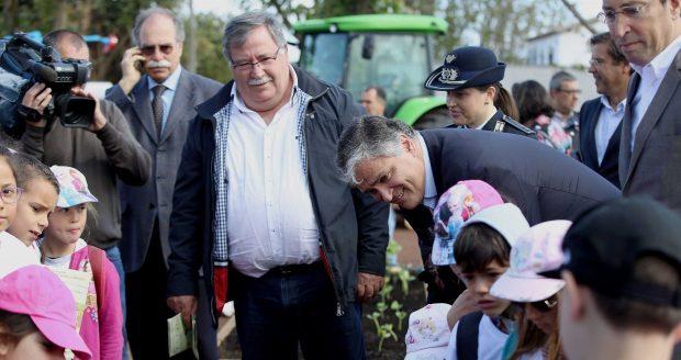 """Vasco Cordeiro destaca """"percurso absolutamente notável"""" que a Agricultura tem feito nos Açores"""