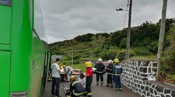 """Exercício """"Vigia 18"""" testou capacidade de resposta dos agentes da Proteção Civil em São Jorge"""