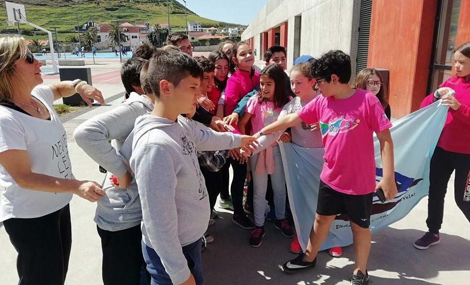 Alunos do 2ºciclo da EBS das Velas conquistam 1ºlugar nos XXIX Jogos Desportivos Escolares