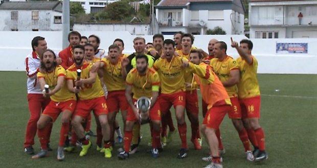 Graciosa Futebol Club sagra-se Campeão da AFAH e ascende ao Campeonato de Futebol dos Açores