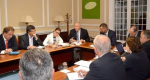 Rui Bettencourt defende mobilização para evitar cortes nos fundos comunitários para os Açores