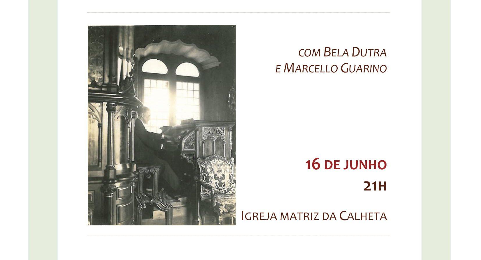 "Museu Francisco de Lacerda promove concerto ""Trovas de Francisco de Lacerda"""