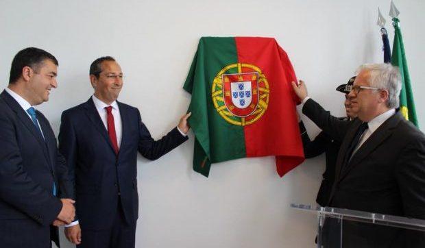 Esquadra da PSP de Velas foi alvo de obras de requalificação no valor de 177 mil euros (c/áudio)
