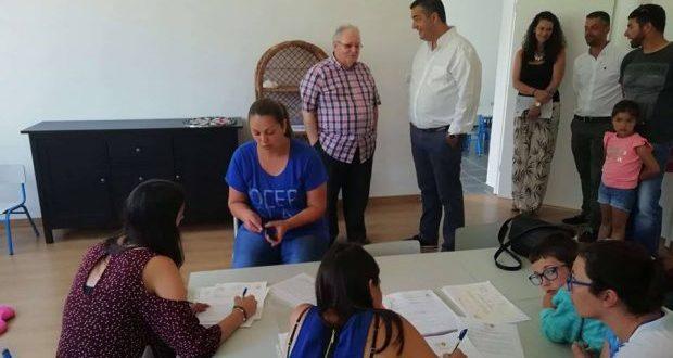 Centro de Atividades de Tempos Livres para as crianças da zona dos Nortes já entrou em funcionamento (c/áudio)