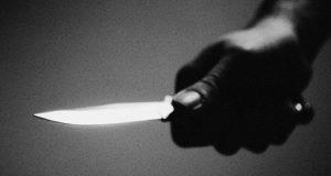 Homem detido em flagrante por ameaças com arma branca em São Jorge