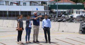 """CDS-PP esteve em Jornadas Parlamentares em São Jorge: Artur Lima sugere que Porto do Topo se passe a chamar """"Porto de Santa Engrácia"""" e considera uma """"vergonha"""" demora no arranque da obra (c/áudio)"""