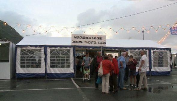 Festival de Julho 2018: Mercado dos Sabores, montado no recinto da festa, promove produtos locais (c/áudio)