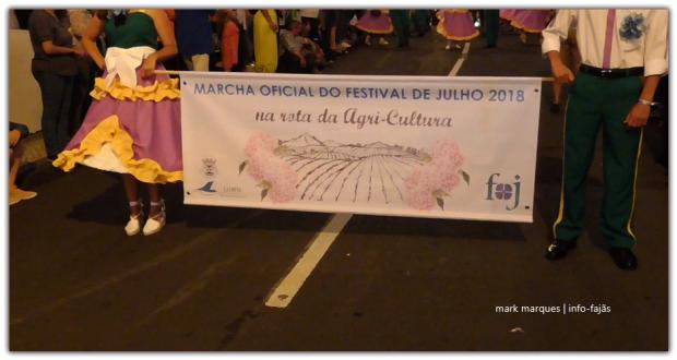 Festival de Julho 2018: Noite de marchas foi noite de muita gente e muita animação na Vila da Calheta (c/áudio)