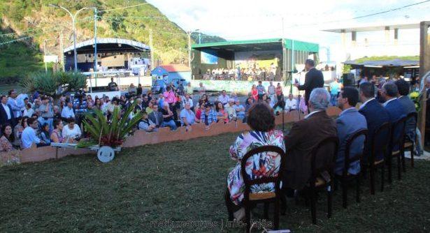 Objetivo do Festival de Julho 2018 foi conseguido – Décio Pereira quer que o evento se torne um cartaz da cultura jorgense (c/áudio)