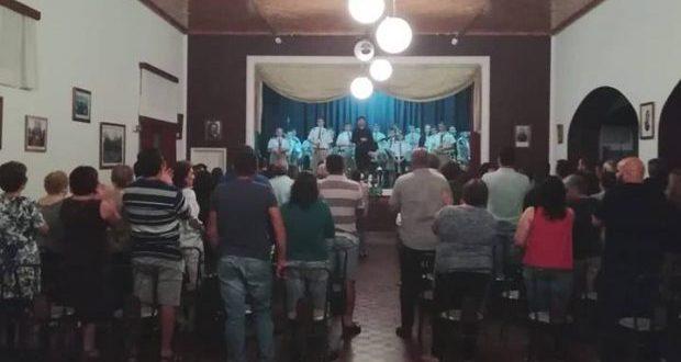 Sociedade Filarmónica União Popular da Ribeira Seca promoveu formação musical para jovens músicos de toda a ilha (c/áudio)