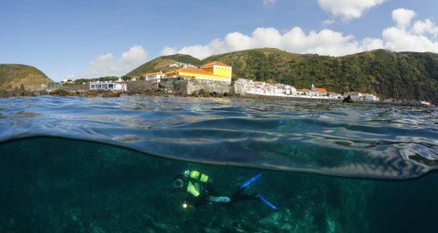 São Jorge Dive&Sail Center vive dias de sucesso no coração dos Açores (c/áudio)