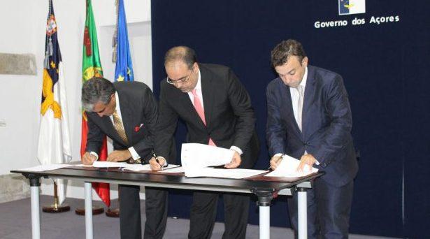 Governo dos Açores celebra acordos de cooperação nas áreas do emprego e da saúde com a Direção-Geral de Reinserção e Serviços Prisionais