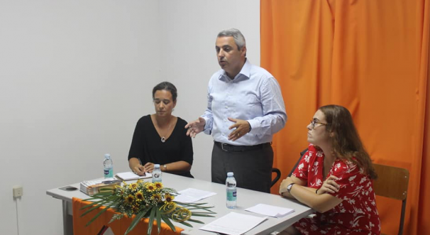 Pedro Nascimento Cabral quer estar mais perto dos jorgenses – candidato à presidência do PSD Açores apresentou candidatura na ilha (c/áudio)