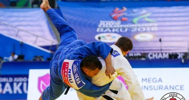 Judoca Tiago Rodrigues integra estatuto de alto rendimento nível A após prestação no Mundial de Baku