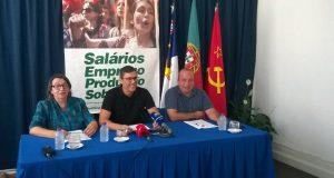 PCP Açores está completamente contra a privatização da Indústria Conserveira Santa Catarina (c/áudio)