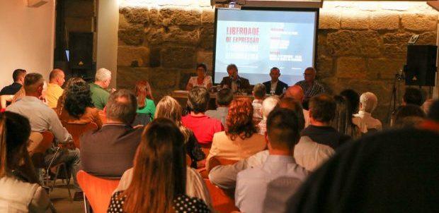 CDS promove conferência e debate sobre liberdade de expressão e sociedade democrática
