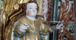 Os recônditos da mítica Igreja de Santa Bárbara estiveram visíveis este sábado (c/áudio)
