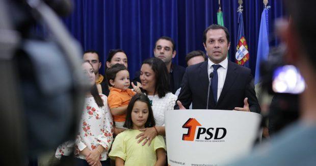 Alexandre Gaudêncio eleito presidente do PSD Açores (c/áudio)
