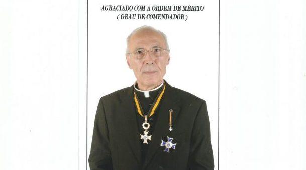 Com simplicidade e orgulho, Padre Silveira foi agraciado com a Ordem de Mérito – Grau Comendador pelo Presidente da República (c/áudio)
