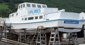 Governo Regional avança com classificação da lancha Espalamaca