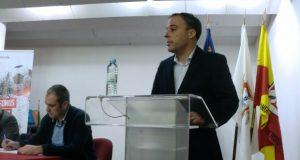 Presidente da Associação de Futebol de Angra do Heroísmo reuniu este fim-de-semana com os clubes de São Jorge (C/áudio)