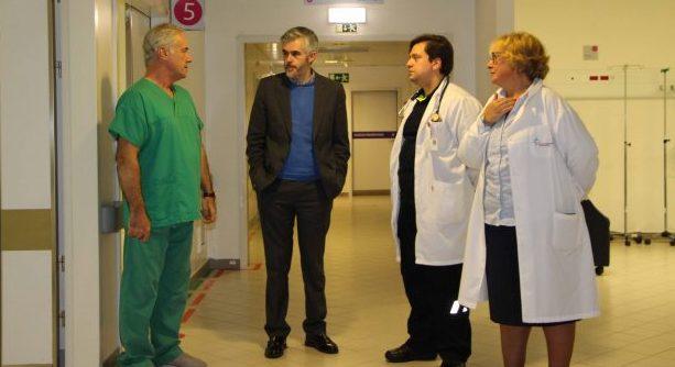 Diretor Regional realça capacidade de resposta das unidades de saúde relativamente ao pico de gripe