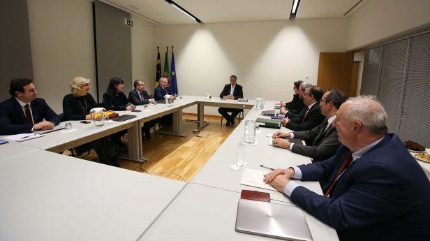 Governo dos Açores delibera apoios em diferentes setores para a ilha de São Jorge