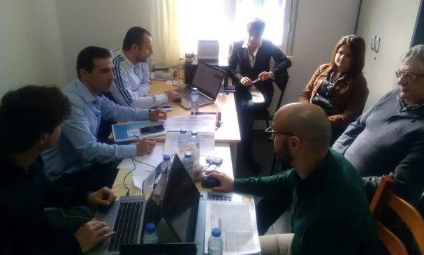 Sub Comissão de Certificação visita clubes de S.Jorge – Atlânticfut e Grupo Desportivo Velense receberam visitas técnicas